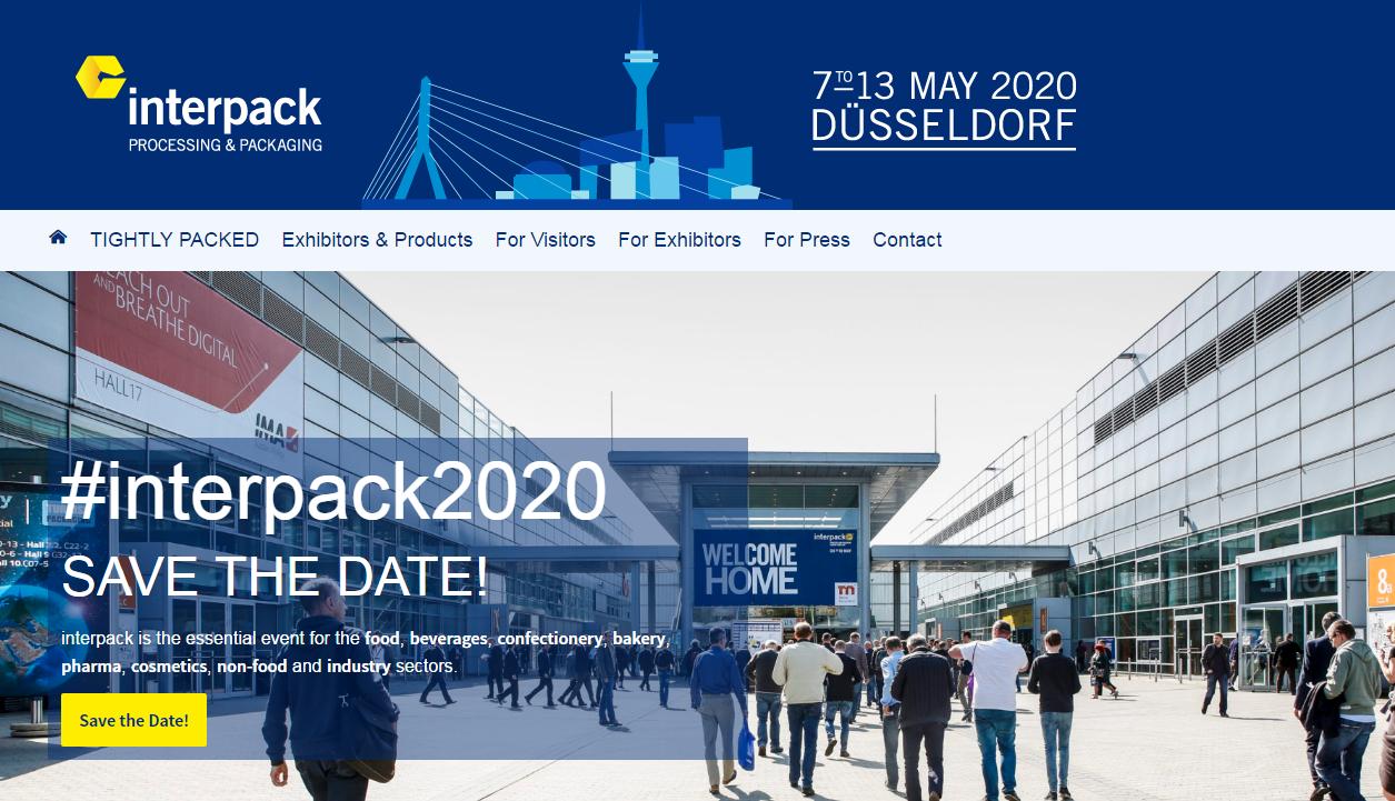 जर्मनी इंटरपॅक 2020 प्रदर्शन