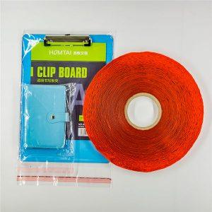 सानुकूल मुद्रित प्लॅस्टिक बॅग सीलिंग टेप