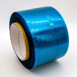 निळा / लाल चित्रपट स्थायी बॅग सीलिंग टेप