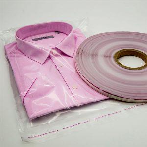 कपडे बॅगसाठी ओपीपी बॅग सीलिंग टेप