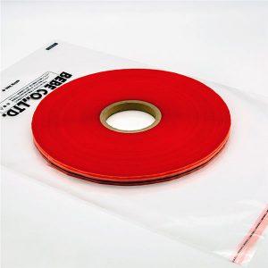 रॅसिलेबल प्लास्टिक बॅग सीलिंग टेप